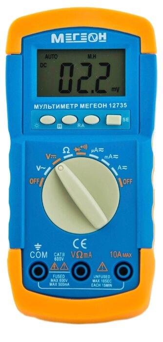 Мультиметр МЕГЕОН 12735