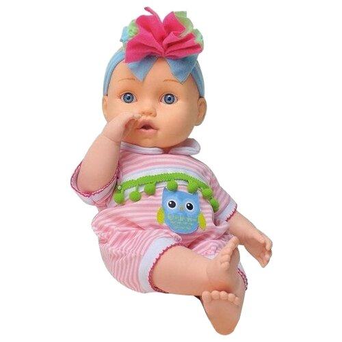 Купить Интерактивная кукла Dimian Bambina Bebe с аксессуарами для кормления, 42 см, BD1374RU-M33, Куклы и пупсы