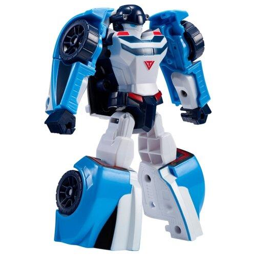 Купить Трансформер YOUNG TOYS Tobot Mini Athlon Tornado 301069 голубой, Роботы и трансформеры