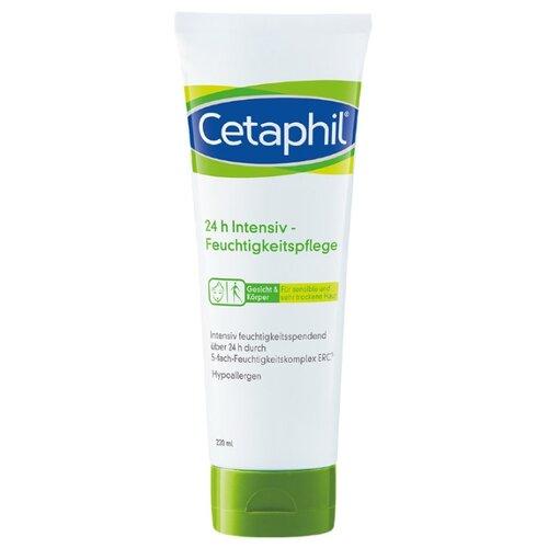 Лосьон для тела Cetaphil интенсивно увлажняющий, тюбик, 220 мл cetaphil лосьон купить