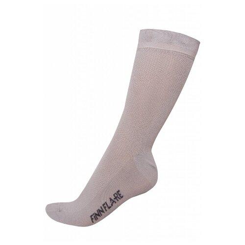 Носки FiNN FLARE B19-21133, размер XL, светло-серебристый