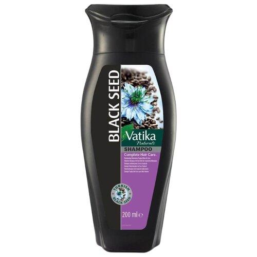 Vatika шампунь Black Seed Strong & Shine 200 млШампуни<br>