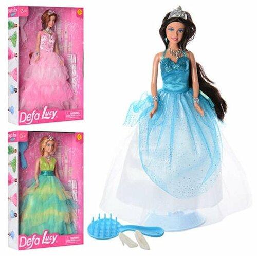 Купить Кукла Defa Lucy Принцесса 29 см 8275, Куклы и пупсы
