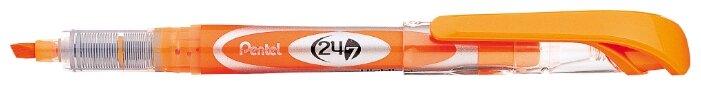 Pentel Текстовыделитель Highlighter 24/7 SL12 (1-3мм, 1 шт.)