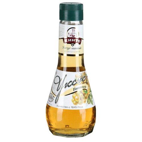 Уксус КИНТО Винный из белого вина 6% 250 млУксус<br>