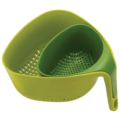 Набор дуршлагов Joseph Joseph Nest (40093/40094) зеленый joseph joseph nest зеленый
