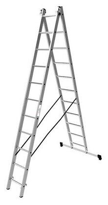 Лестница трансформер 2-секционная ОЛИМП 1220211 A