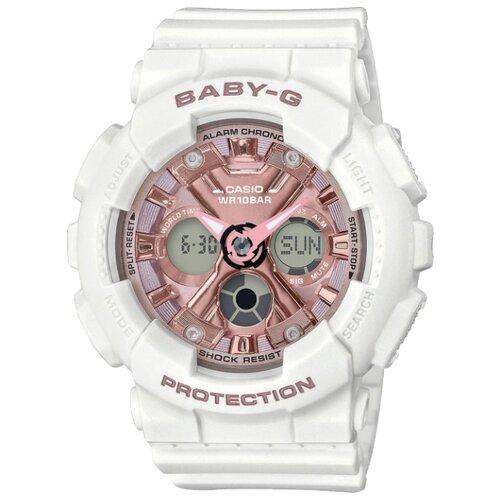 Наручные часы CASIO BA-130-7A1 женские часы casio ba 130 1aer