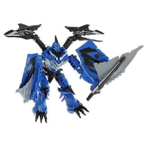 Трансформер Play Smart Птеродактиль 8161 синий, Роботы и трансформеры  - купить со скидкой