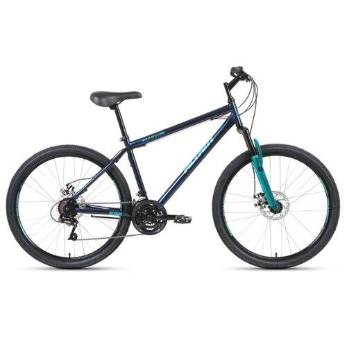 """Горный (MTB) велосипед ALTAIR MTB HT 26 2.0 Disc (2020) синий 19"""" (требует финальной сборки)"""