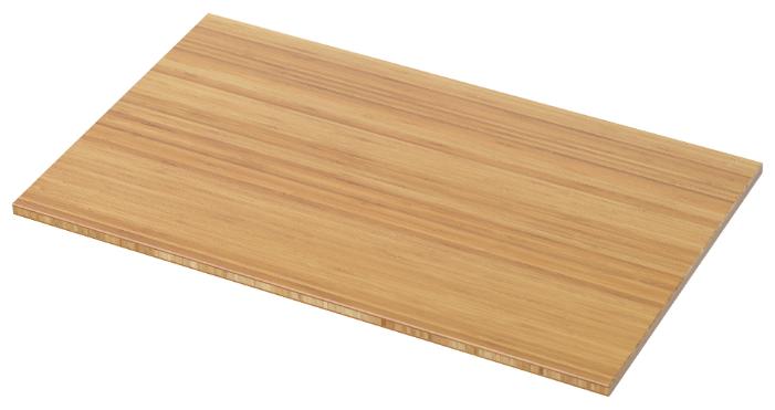 Столешница IKEA Толкен 82x49 см бамбуковая для ванной