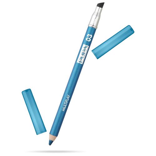 Купить Pupa Карандаш для век с аппликатором Multiplay Eye Pencil, оттенок 03 pearly sky