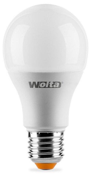 Лампа светодиодная Wolta 25W, E27, A60, 12Вт — купить по выгодной цене на Яндекс.Маркете