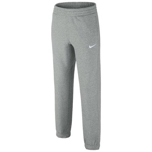 Спортивные брюки NIKE размер L(147-158), серый nike бутсы мужские nike legend 8 club ic размер 41