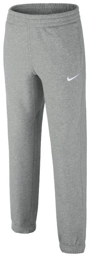 Купить Спортивные брюки NIKE размер L(147-158), серый по низкой цене с доставкой из Яндекс.Маркета