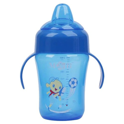 Поильник Mum&Baby 2352042 синий