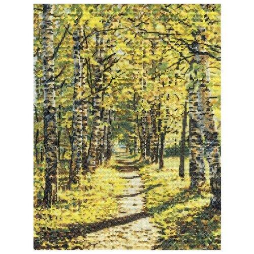 Купить PANNA Набор для вышивания Осеннее солнышко 20 х 27 см (PS-1843), Наборы для вышивания