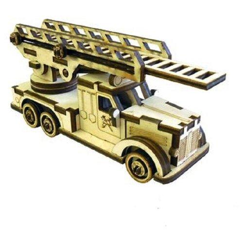 Купить Сборная модель - Пожарная машина, Альтаир, Сборные модели
