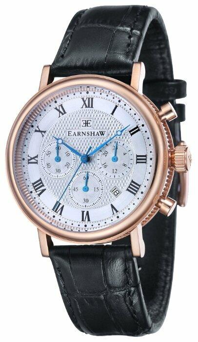 Наручные часы EARNSHAW ES-8051-02 — купить по выгодной цене на Яндекс.Маркете