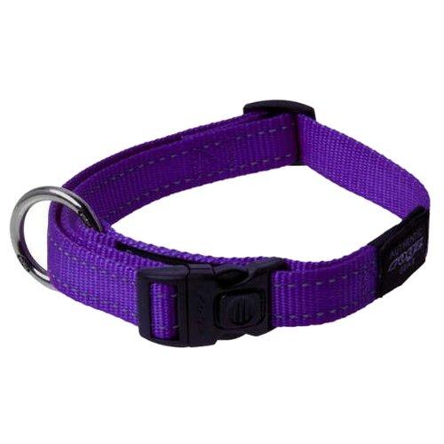 Ошейник Rogz Utility XL (HB05) 43-70 см фиолетовый