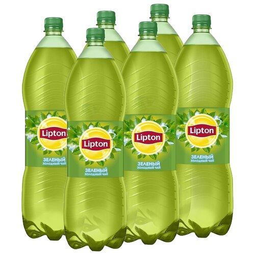 Чай Lipton Зеленый, ПЭТ, 2 л, 6 шт.