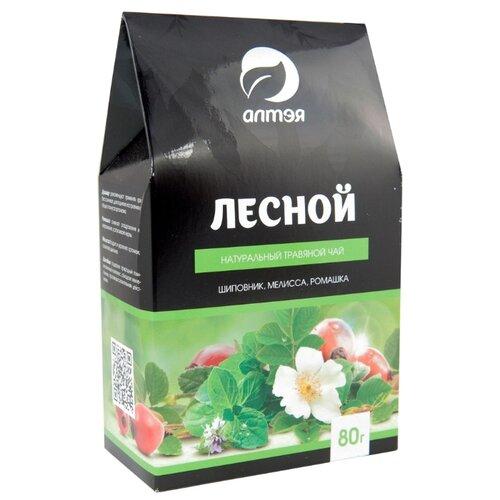 Чайный напиток травяной Алтэя Лесной , 80 г алтэя чайный напиток травяной чай горный 80 г