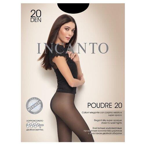 Колготки Incanto Poudre 20 den nero 4 (Incanto)Колготки и чулки<br>