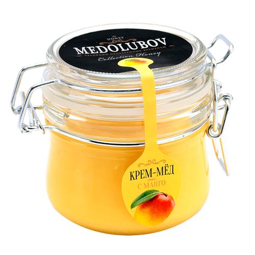 Крем-мед Medolubov с манго (бугель) 250 мл