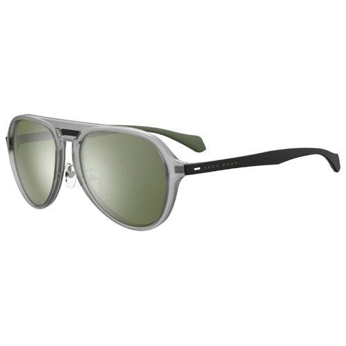 Фото - Солнцезащитные очки мужские HUGO BOSS BOSS 1099/F/S,MATT GREY boss hugo boss сумка для мам