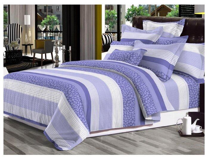 Постельное белье 1.5-спальное Текстильная лавка Шерман сатин