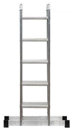 Лестница трансформер 4-секционная Dogrular 511455