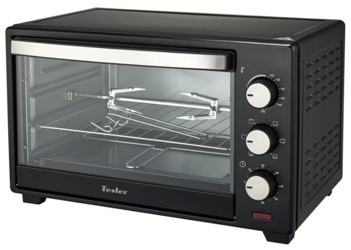 Мини-печь Tesler EOG-1800 — купить по выгодной цене на Яндекс.Маркете