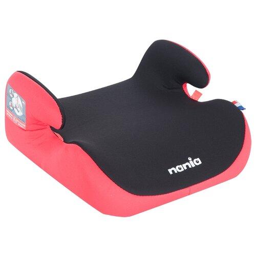 Бустер группа 2/3 (15-36 кг) Nania Topo Comfort First, access rouge бустер nania topo eco black red