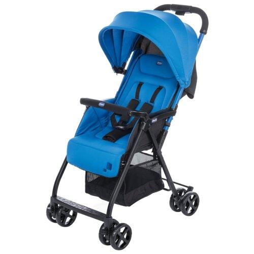 Прогулочная коляска Chicco Ohlala 2, power blue прогулочная коляска chicco trolleyme lollipop