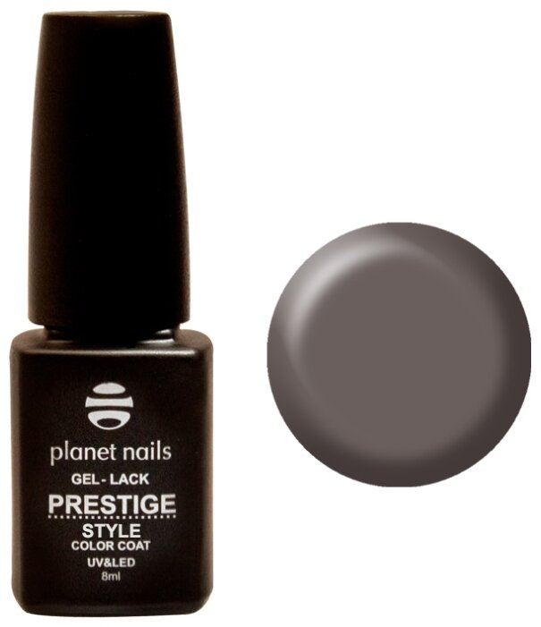 Гель лак planet nails Prestige Style, 8 мл