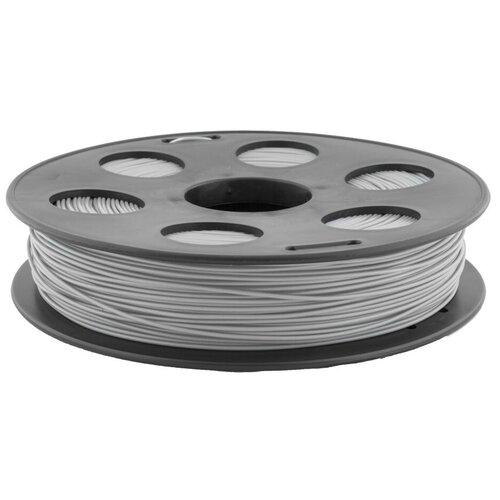 PLA пруток BestFilament 1.75 мм светло-серый 0.5 кг