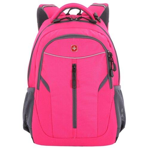 Рюкзак WENGER 3020804408-2 22 pink/grey