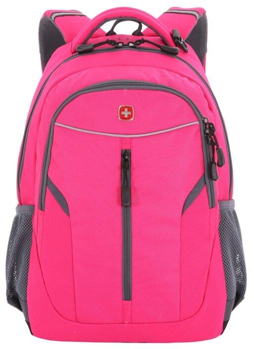 Рюкзак WENGER 3020804408 2 22 pink/grey