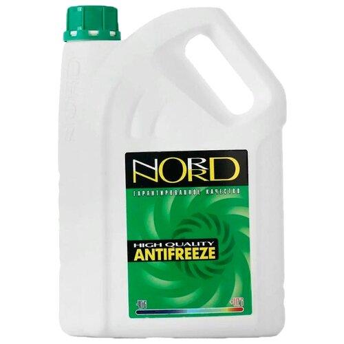 Антифриз NORD Зеленый 3 л nord nrb 139 932 нержавеющая сталь