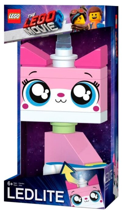 Ночник LEGO Movie 2 Unikitty (LGL-LP16)