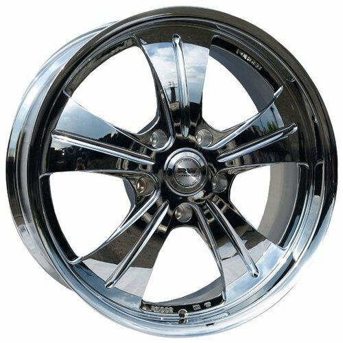 Фото - Колесный диск Racing Wheels HF-611 10x22/5x130 D71.6 ET45 Chrome смеситель zorg zr 313yf 33 chrome