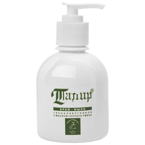 Крем-мыло жидкое Мюстела-Талир гипоаллергенное с маслом черного тмина, 250 мл мюстела талир купить в москве