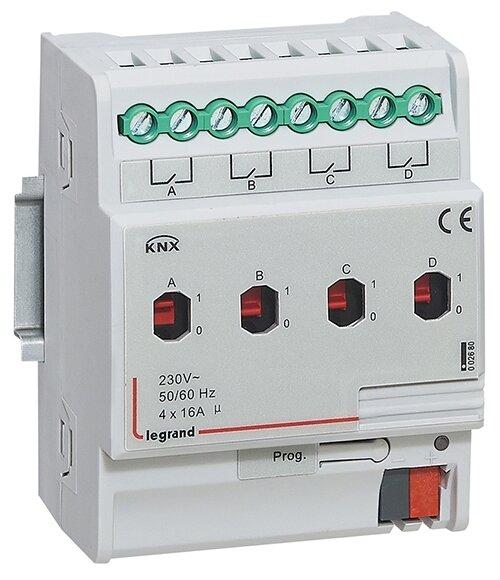 Релейный актуатор (активатор) для информационной шины Legrand 002680