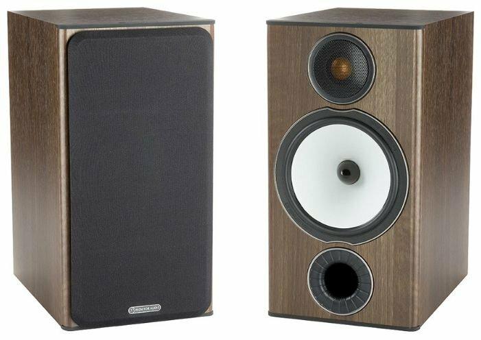 Акустическая система Monitor Audio Bronze BX2