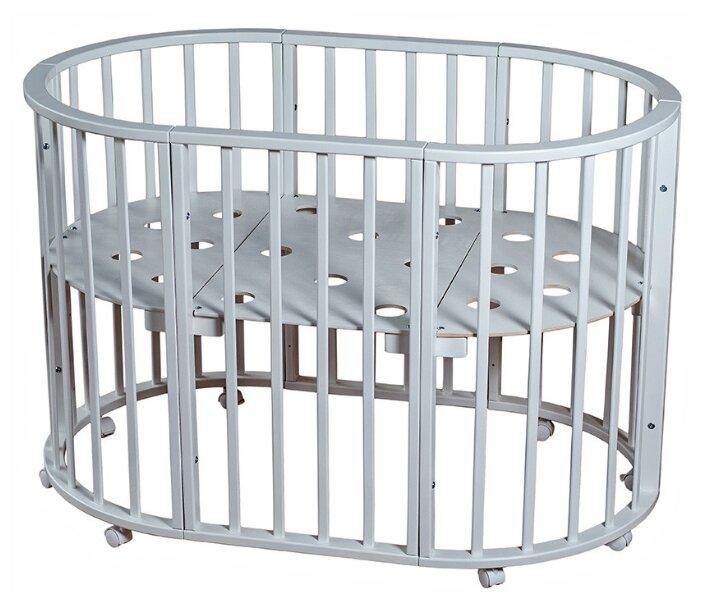 Кроватка Мой малыш Ивашка (трансформер)