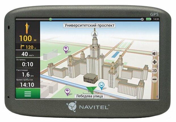 GPS-навигатор Navitel Навигатор N500 MAG 8Гб Черный