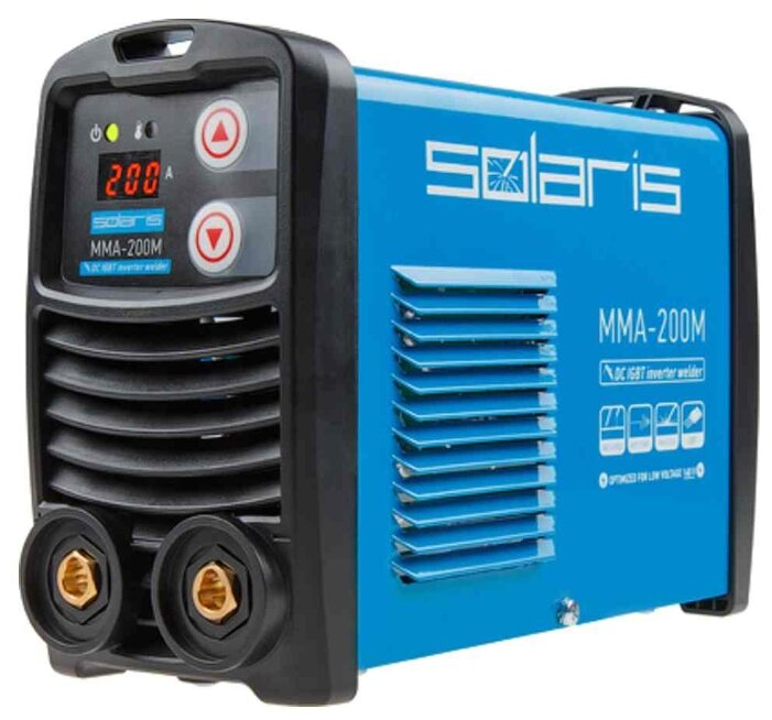 Сварочный аппарат Solaris MMA-200M
