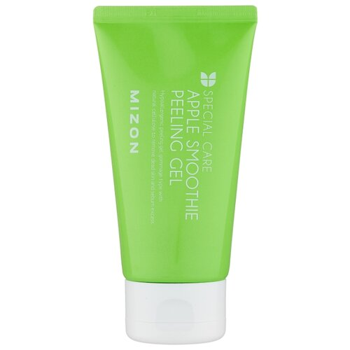 Mizon пилинг-гель для лица Fruit Therapy Apple smoothie peeling gel 120 мл