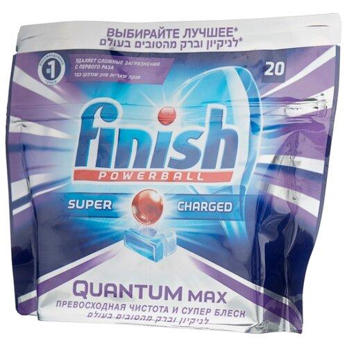 Finish Quantum таблетки (original) для посудомоечной машины 20 шт.Для посудомоечных машин<br>
