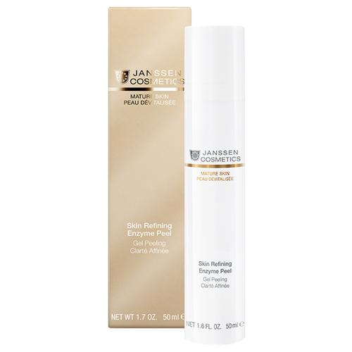 Пилинг Janssen Mature skin Skin refining enzyme peel обновляющий энзимный 50 мл